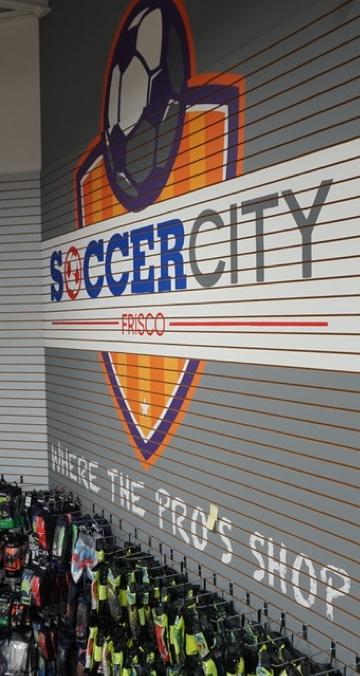 Soccer City Frisco Pro Shop